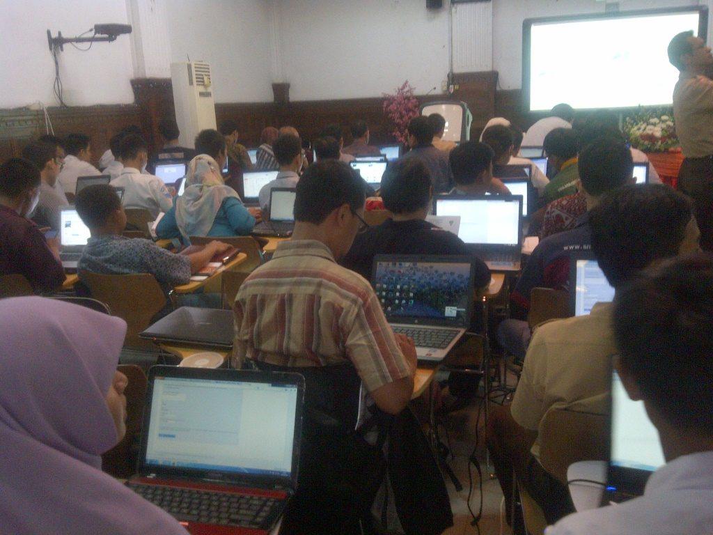 Workshop Autodesk SMK N 1 Jakarta