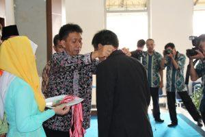 Pelaksanaan Pelepasan Purna Siswa/i SMKN 1 Jakarta