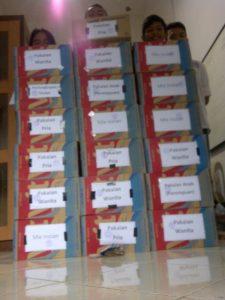 Persiapan Baksos SMKN 1 Jakarta