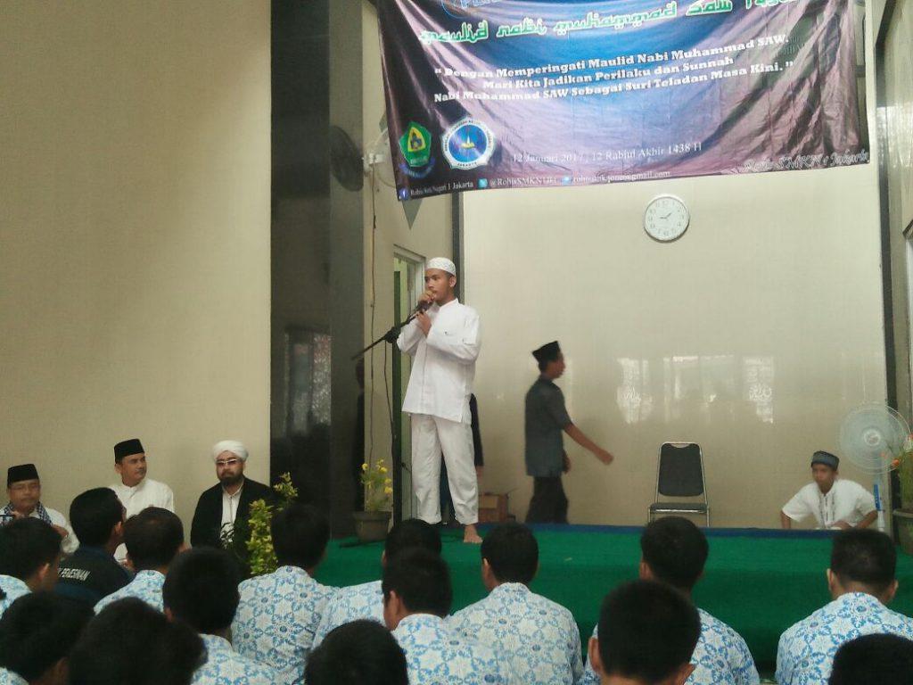 Ketua Pelaksana Acara Maulid Nabi Muhammad SAW