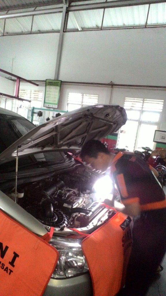 UKK Teknik Kendaraan Ringan (TKR)