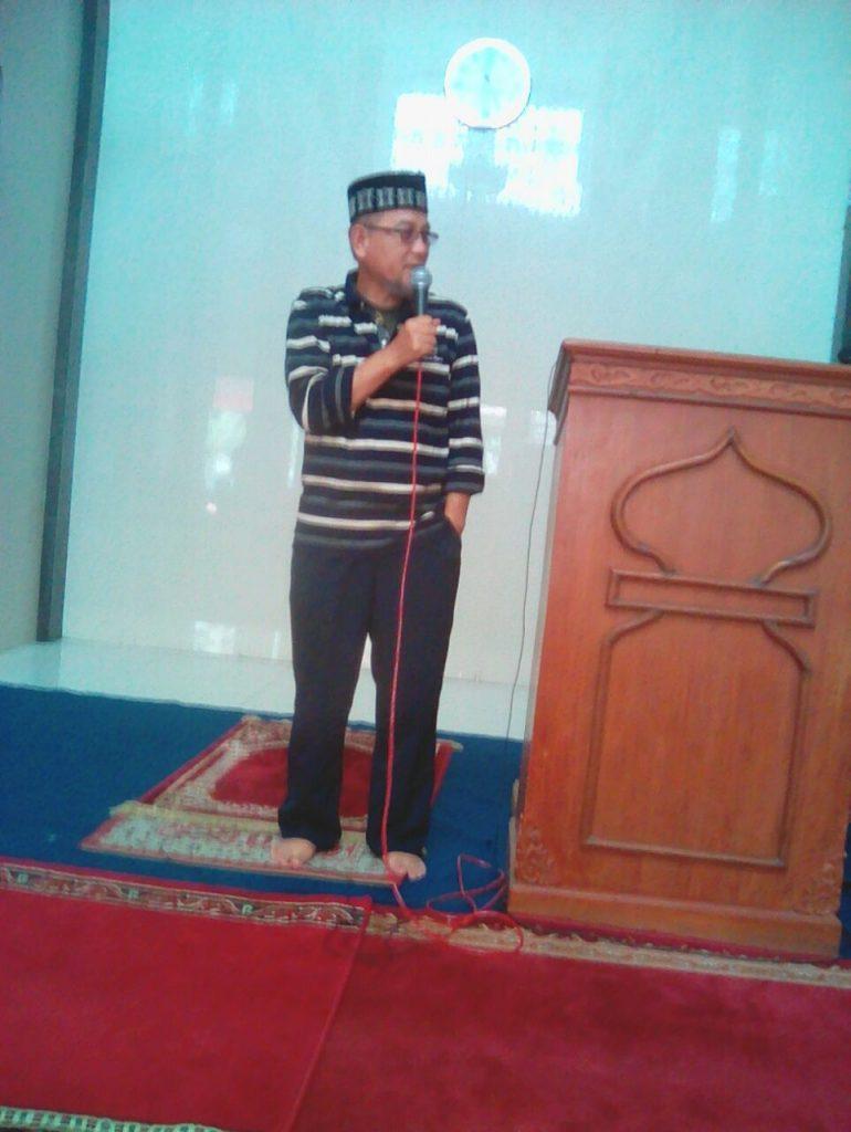 Sambutan Mayjen TNI (Purn) Indra Hidayat, Alumni Tahun 1976.