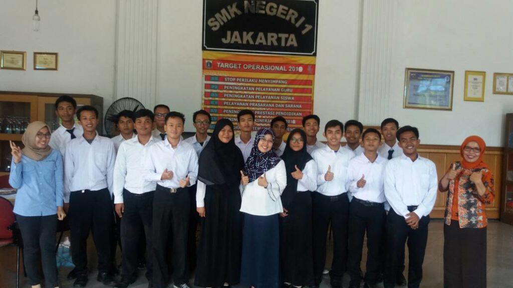 Penerima Beasiswa Prestasi dan Beasiswa Pemberdayaan PT.Paragon Technology and Innovation